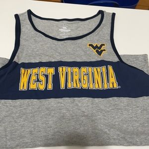 Like New Boys West Virginia Tank Top Large